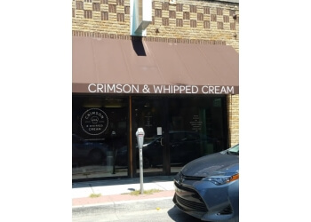 Norman bakery Crimson & Whipped Cream