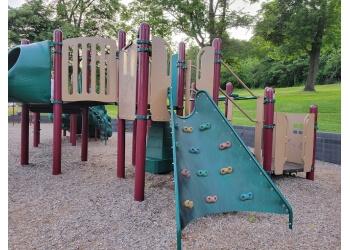 Worcester public park Cristoforo Colombo Park