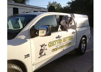 San Diego animal removal CRITTER GITTERS, LLC