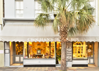 Charleston jewelry Croghan's Jewel Box