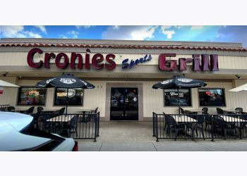 Simi Valley sports bar Cronies Sports Grill