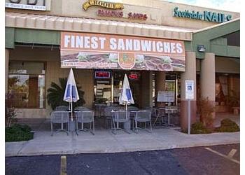 Scottsdale sandwich shop Croque Famous Sandwiches