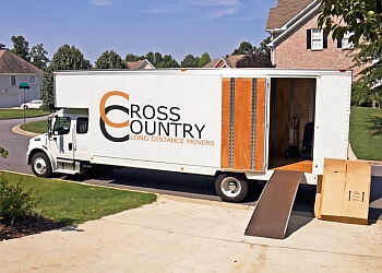 Baltimore moving company Cross Country Long Distance Movers