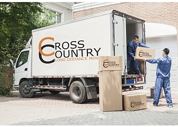 Cleveland moving company Cross Country Long Distance Movers