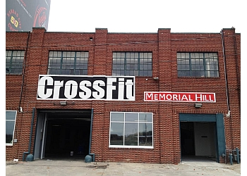 Kansas City gym CrossFit Memorial Hill