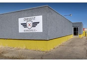 Minneapolis gym CrossFit Minneapolis