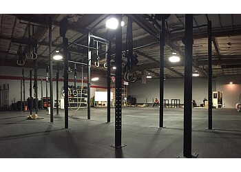 Pasadena gym CrossFit Resistance