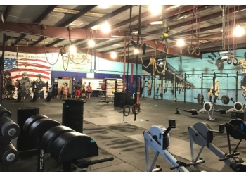 Jacksonville gym CrossFit Total Control
