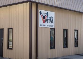 Tulsa gym CrossFit Vital