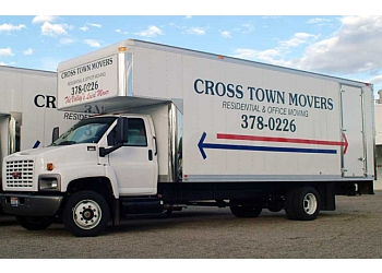 Boise City moving company Cross Town Movers
