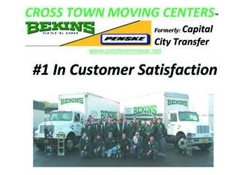 Salem moving company Cross Town Movers