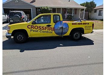 Oakland pest control company Crossfire Pest Control