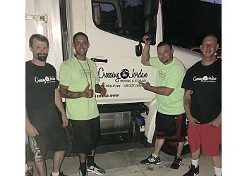 Santa Rosa moving company  Crossing the Jordan
