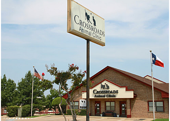 Arlington veterinary clinic Crossroads Animal Clinic