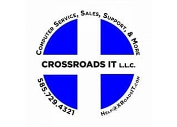 Rochester it service Crossroads IT LLC