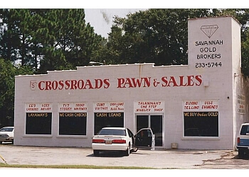 Savannah pawn shop Crossroads Pawn & Sales