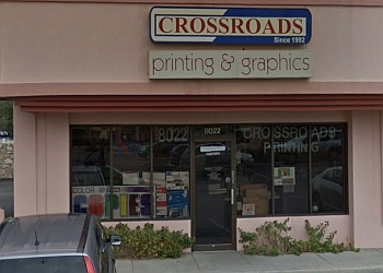 El Paso printing service Crossroads Printing & Graphics