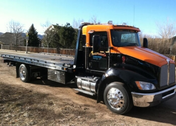 Fort Collins towing company Crossroads Towing & Recovery