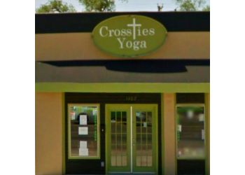 Amarillo yoga studio Crossties Yoga