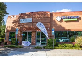 Charlotte occupational therapist Crossway Pediatric Therapy