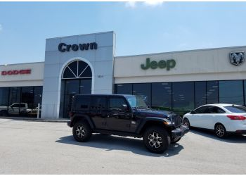 Chattanooga car dealership Crown Chrysler Dodge Jeep Ram of Chattanooga