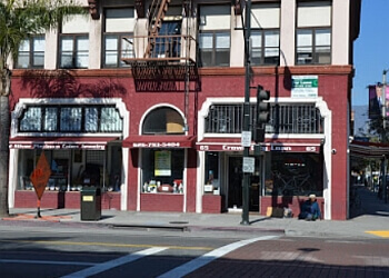 Pasadena pawn shop Crown City Loan & Jewelry
