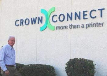 San Bernardino printing service Crown Connect