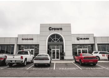 Fayetteville car dealership Crown Dodge of Fayetteville
