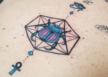 Las Vegas tattoo shop Crown Electric Tattoo Co.