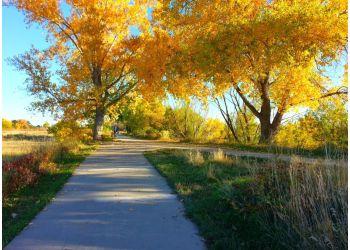Lakewood hiking trail Crown Hill Park