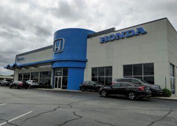 Greensboro car dealership Crown Honda Greensboro