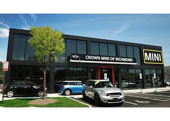 Richmond car dealership CROWN MINI OF RICHMOND