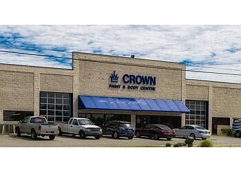Greensboro auto body shop Crown Paint & Body Centre
