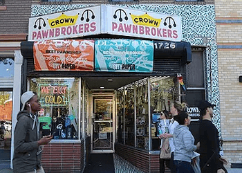 Washington pawn shop Crown Pawnbrokers