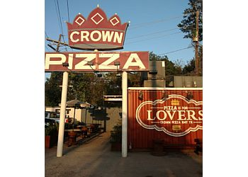 Beaumont pizza place Crown Pizza