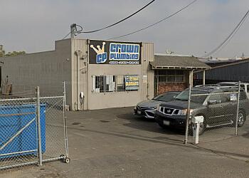 San Jose plumber Crown Plumbing