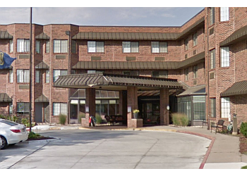 Omaha assisted living facility Crown Pointe
