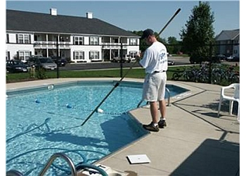 San Bernardino pool service Crown Pool Service