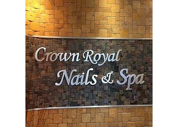 Bakersfield nail salon Crown Royal Nails & Spa