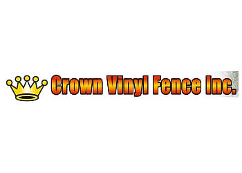 Salt Lake City fencing contractor Crown Vinyl Fence Inc.