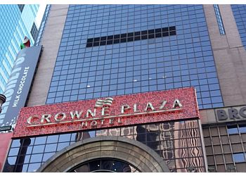 New York hotel Crowne Plaza Times Square