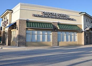 Jacksonville urgent care clinic Crucial Care