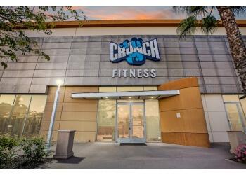 Chula Vista gym Crunch Fitness
