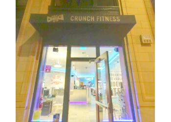 San Francisco gym Crunch Fitness San Francisco