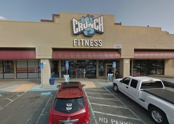 Stockton gym Crunch - Stockton