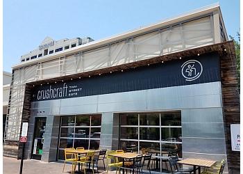 Dallas thai restaurant Crushcraft Thai Eats