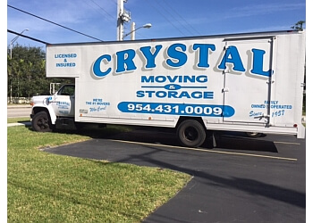 Miramar moving company Crystal Moving and Storage