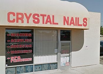 Bakersfield nail salon Crystal Nails