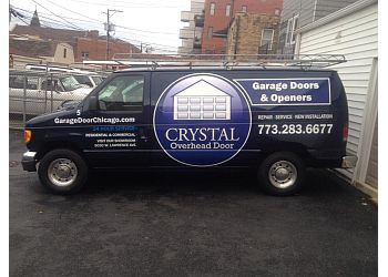 Chicago garage door repair Crystal Overhead Door Inc.
