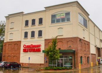 Atlanta storage unit CubeSmart Self Storage